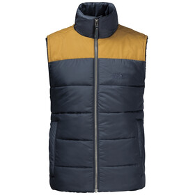 Jack Wolfskin Lakota Vest Men, night blue